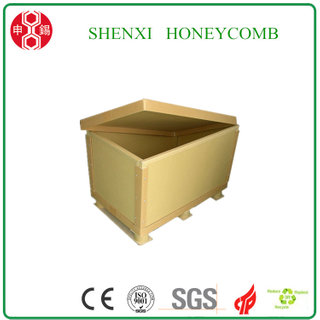 Environmental Protection Paper Honeycomb Core Cartons