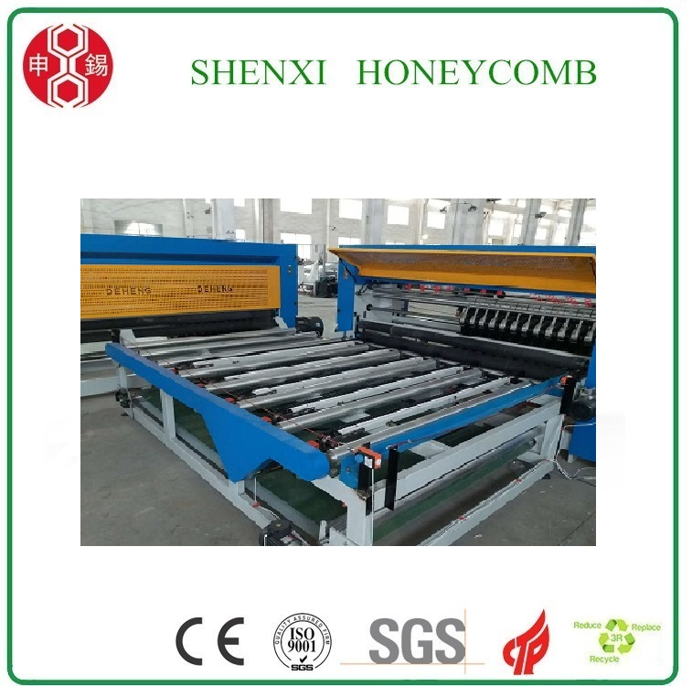 New type Honeycomb panel slitting machine