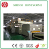 6mm high speed Full automatic Honeycomb Core paper Machine