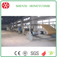 Washnable Paper Honeycomb Panel Laminating Machine with CE