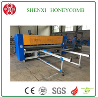 High Efficence Paper Honeycomb Panel Slitting Machine