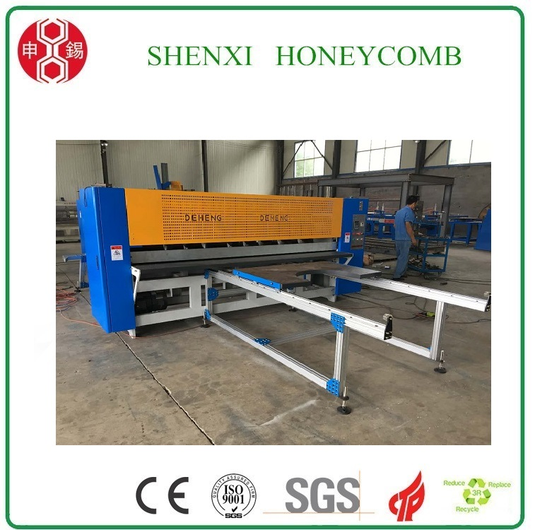 Automatic Paper Honeycomb panel slitting machine