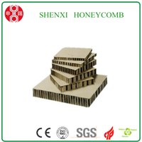 Honeycomb paperboard