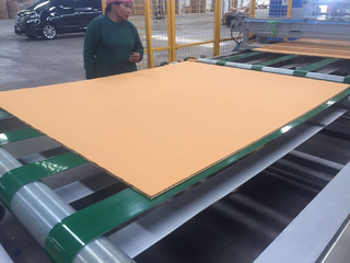 Standard Honeycomb Board lamination Machine with CE