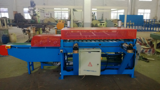 High Efficient Semi-automatic Honeycomb Paper Core Machine