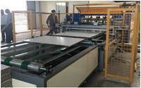 Corrugate Paper Honeycomb Panel Making Machine