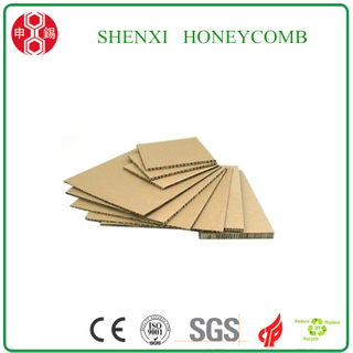 High Strength Honeycomb Paperboard for display stand
