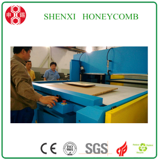 Easy Operate Honeycomb Panel Die cutting Machine