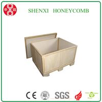 High Quality Honeycomb Paperboard for Carton produce