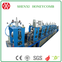 Multiple-fuction Edge Board protector Machine