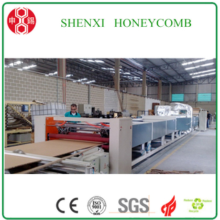 HF(B)-1600 Honeycomb Paperboard Lamination Machine