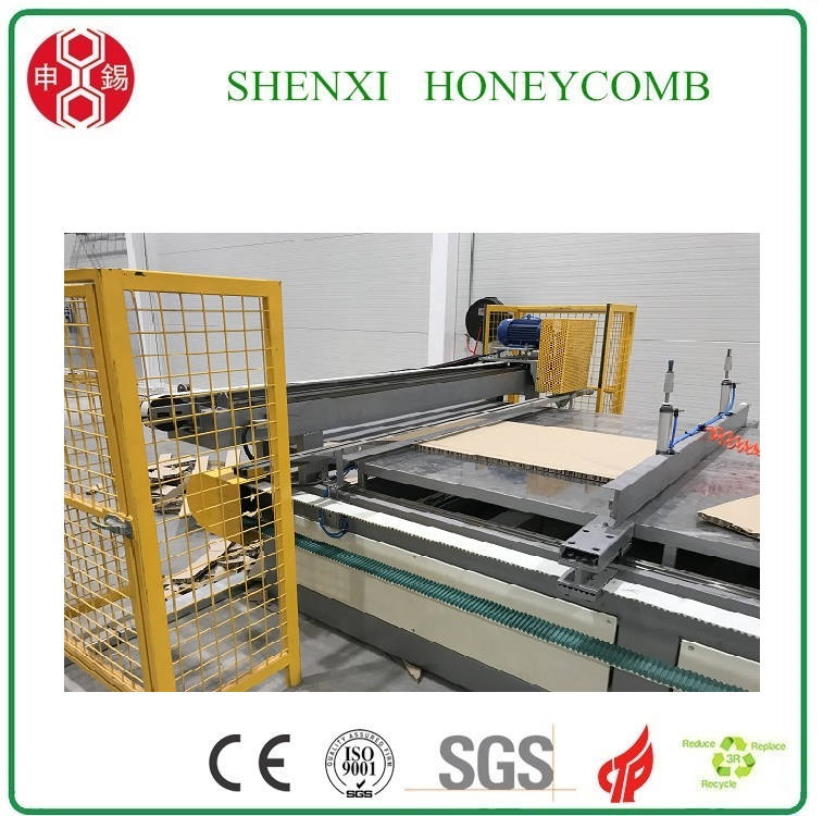Honeycomb Panel Machine For making paperboard‎