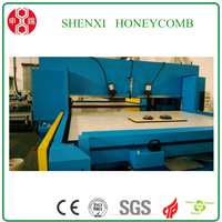 Hydraulic Type Honeycomb Panel Press Die Cutting Machine