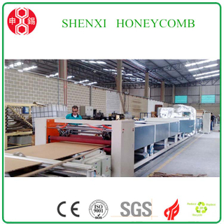 Honeycomb Paperboard Laminator