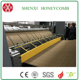 High Efficiency Full Automatic Honeycomb Paper Core Making Machine with CE