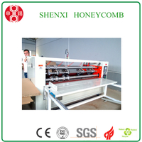 Full Automatic Honeycomb Paper Panel Slitting Machine