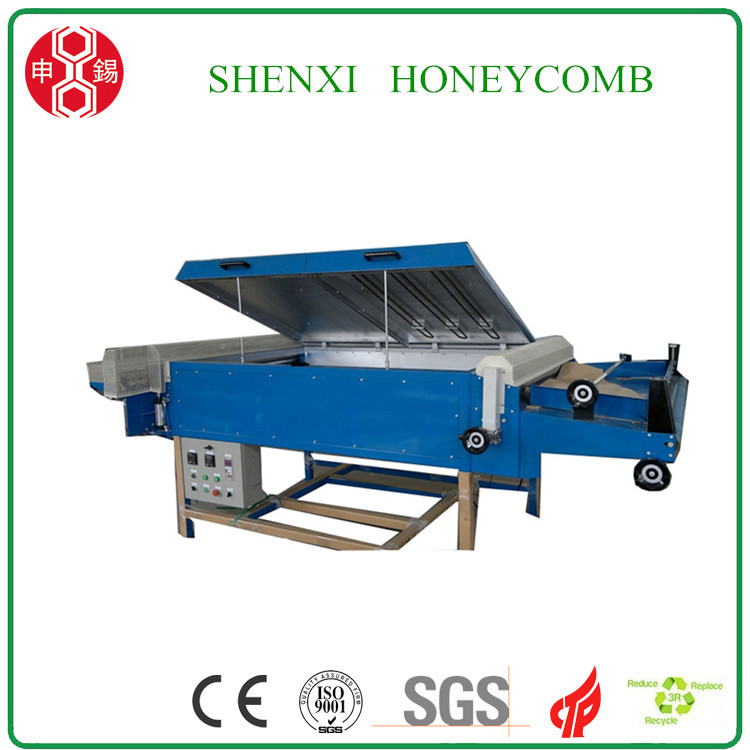 Economic Paper Honeycomb core Expanding Machine