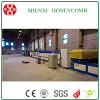 HF(B)-1800 Honeycomb Paperboard Lamination Machine
