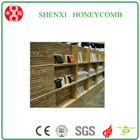 Hot Sale Honeycomb Paperboard for Display Stand