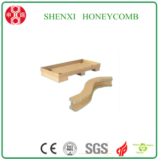 Paper Honeycomb Pallets for Packing Goods