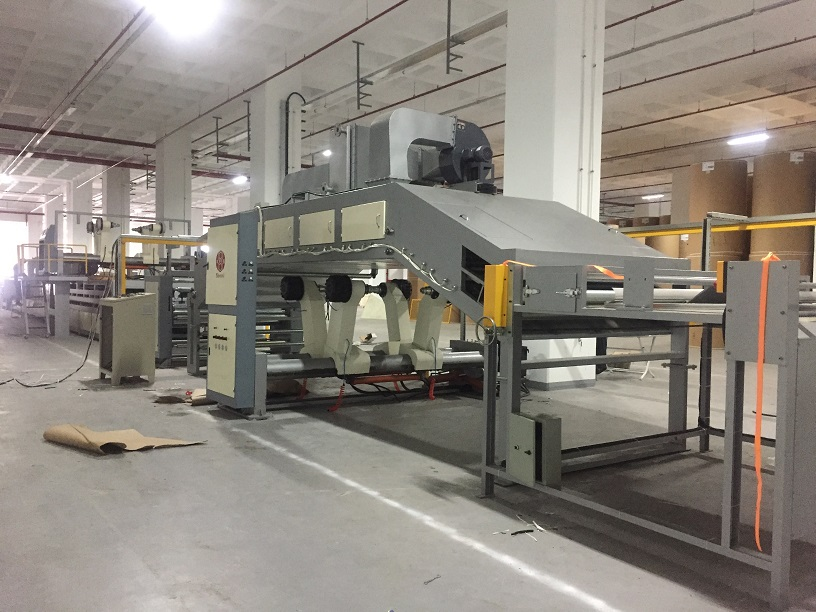 Paper Honeycomb panel laminating Machine with CE