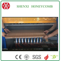 CE Paper Honeycomb Panel Slitting Machine