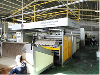 Hot Sale Continous Paper Honeycomb Core Machine